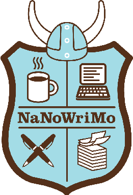Logo of NaNoWriMo
