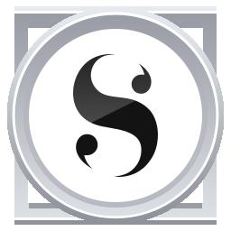 Scrivener's new logo